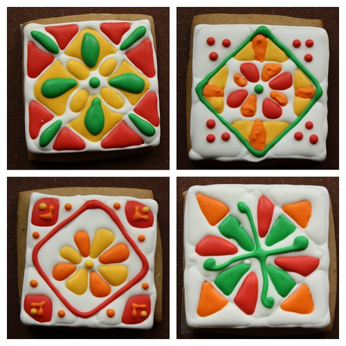 2012 11 Diwali Rangoli Cookies (2)