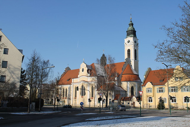St Josef Church