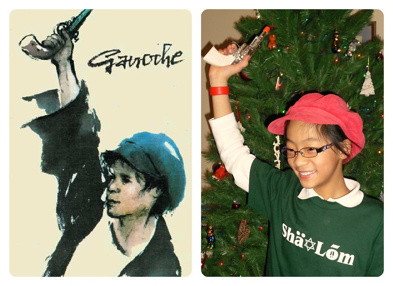 Gavroche Collage