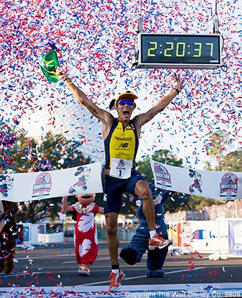 Maraton Walt Disney World 2013