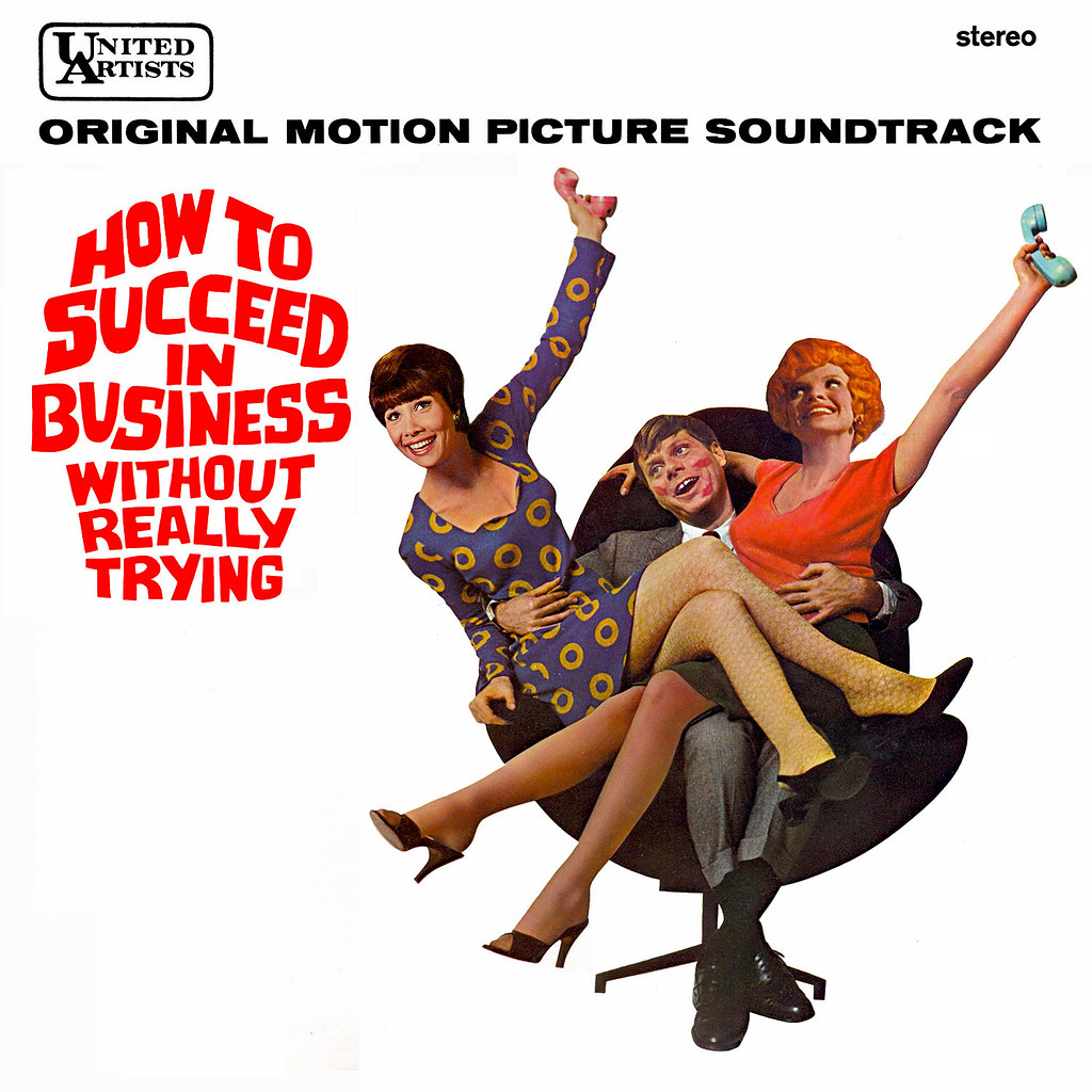 Frank Loesser - How to Succeed in Business Without Really Trying