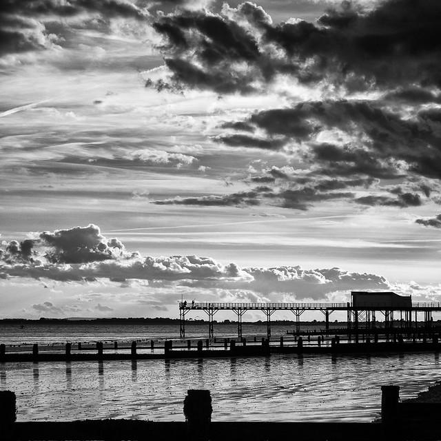 Early evening - Bognor Regis Pier