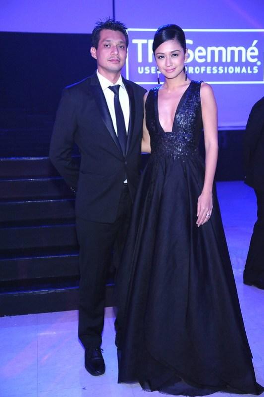 Carlos Fernandez and Kelly Misa-Fernandez