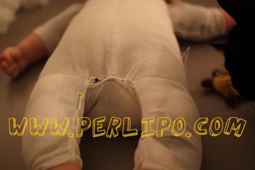 Opaline - Poupon lesté
