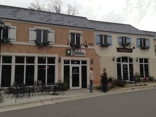 Jubala Coffee store front