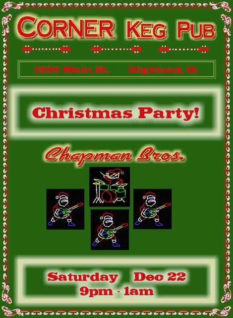 Chapman Bros. 12-22-12