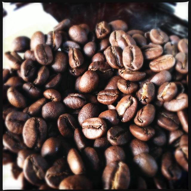 Coffee from El Mirador  Cauca Columbia