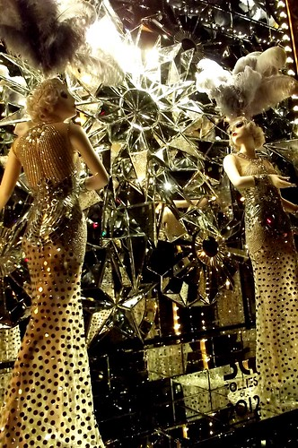 Bergdorf Goodman Holiday Display 2012