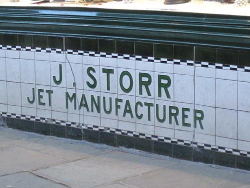 J Storr Jet, Whitby