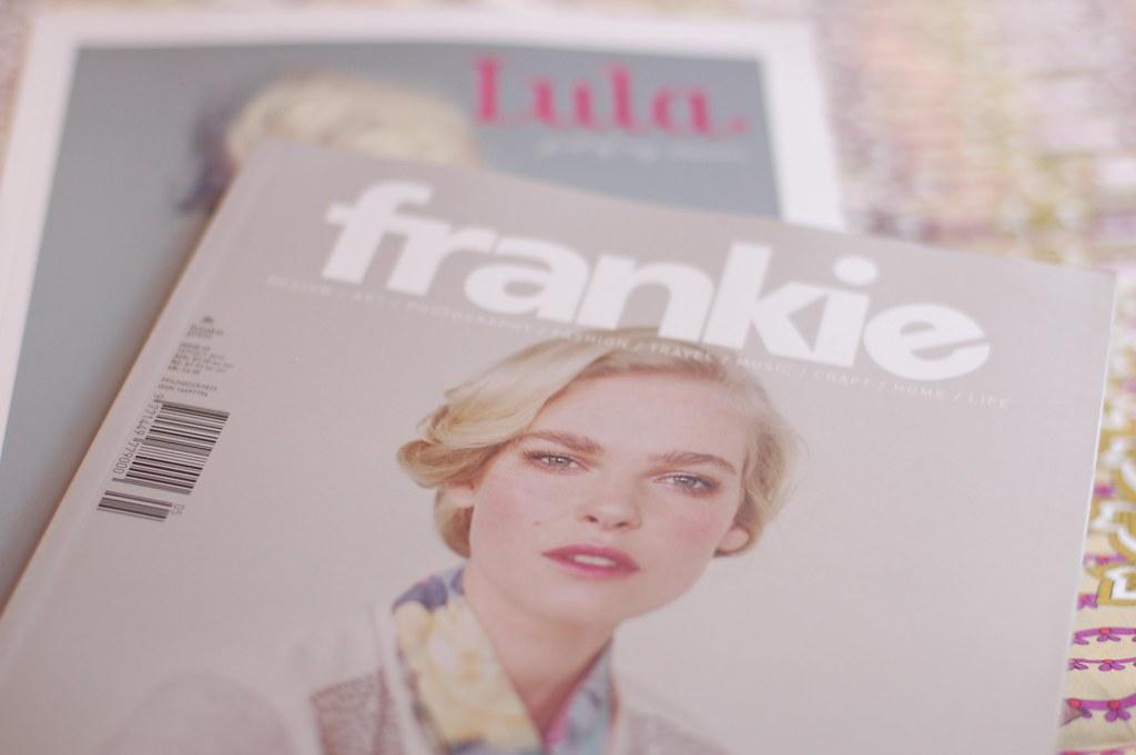 Lula and Frankie Magazine