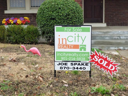 Sold in Midtown Memphis by joespake