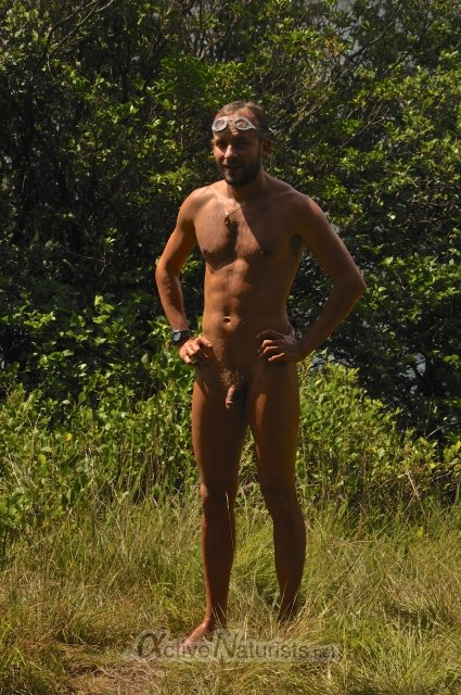 naturist 0029 Harriman park, NY, USA