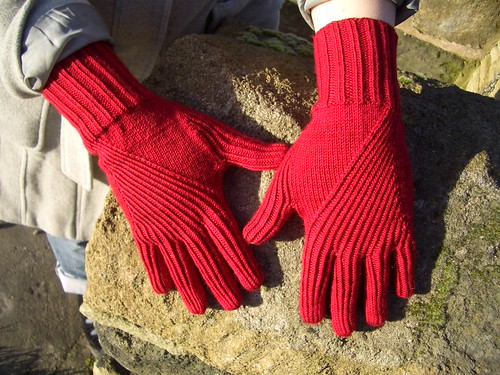 Butterfingers Gloves