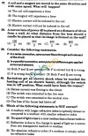 NSTSE 2009 Class X Question Paper with Answers - Physics
