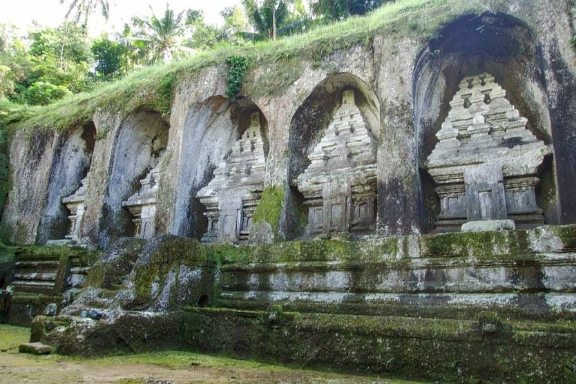 Gunung Kawi, Bali.