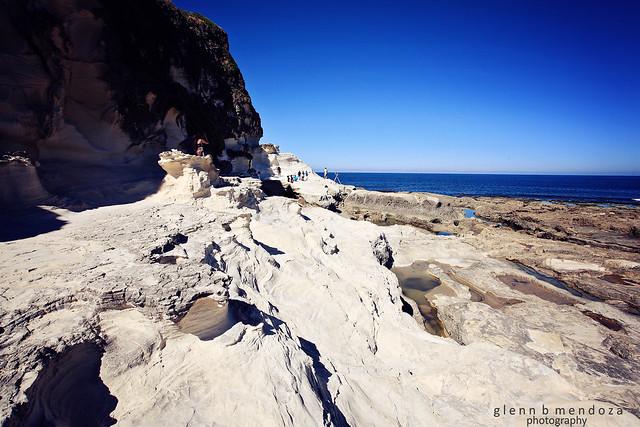 Kapurpuruwan White Rock Formation
