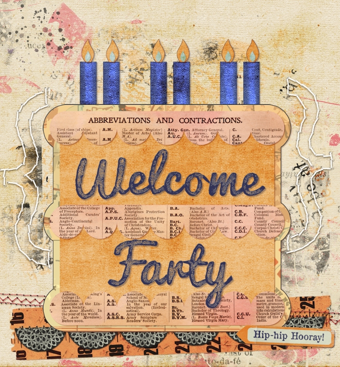 Welcome Farty!