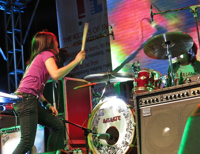 Gracenote at RockEd Children's Rights Concert -
