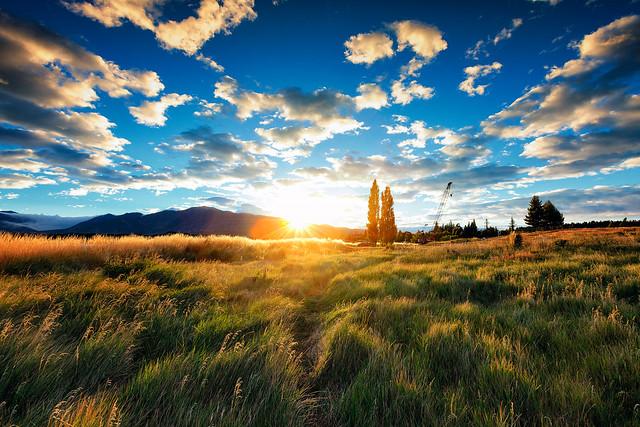 Calm Morning Sunrise