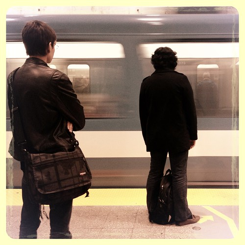 Metro: Aardvark style