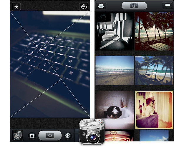 KitCam — Alternativas a Instagram para iOS