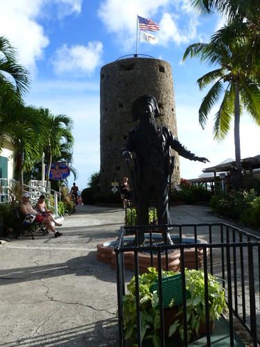 11-14-12 St.Thomas, VI 13 - Entrance to Blackbeard's Castle