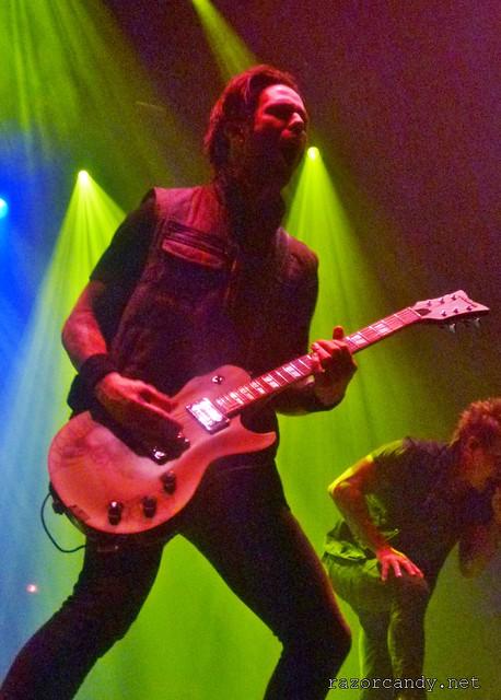 Papa Roach  - 11 Dec, 2012 (7)