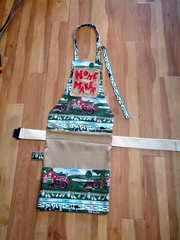 Homemaker Apron/Tool Belt
