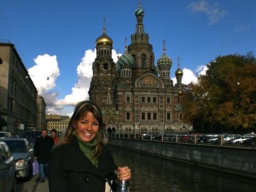 Visitar San Petersburgo