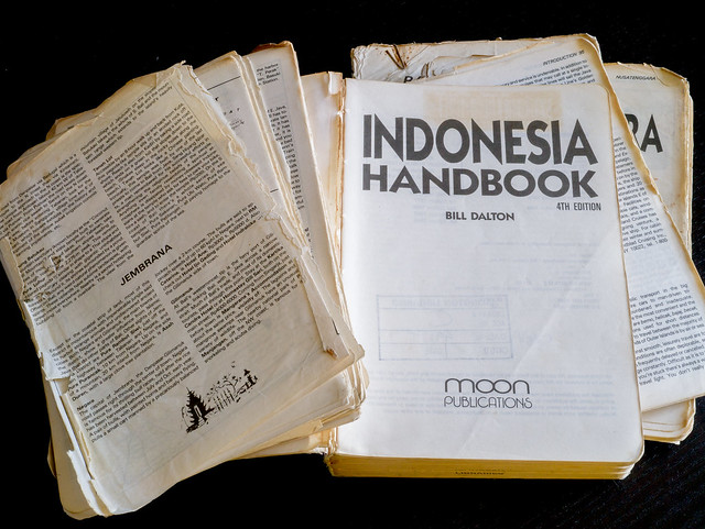 Indonesia Handbook by Chiew Pang