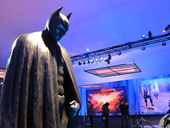The Dark Knight Legend Exhibit by jquiz