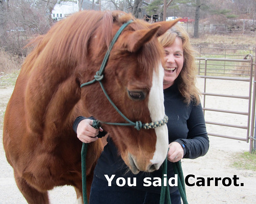 You said Carrot.