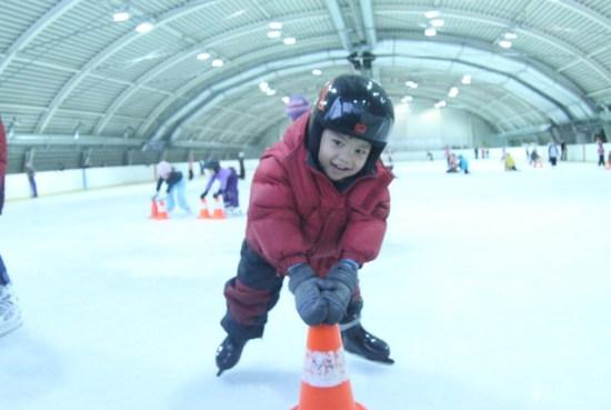 indoor skating