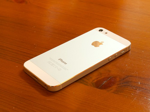 iPhone 5 White & Silver 16GB