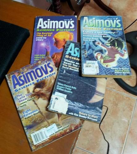 Asimov's SF