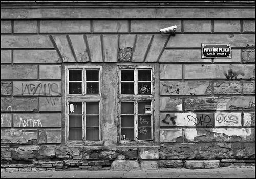 Prag / Kamera / CCTV