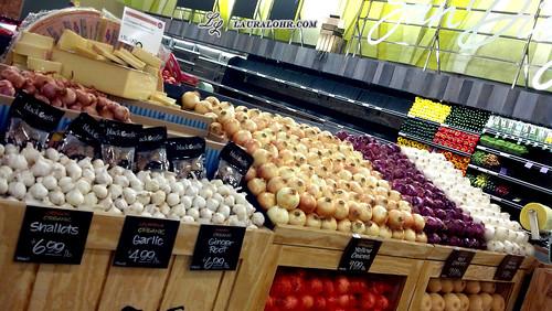 Whole Foods Fresh Veggies