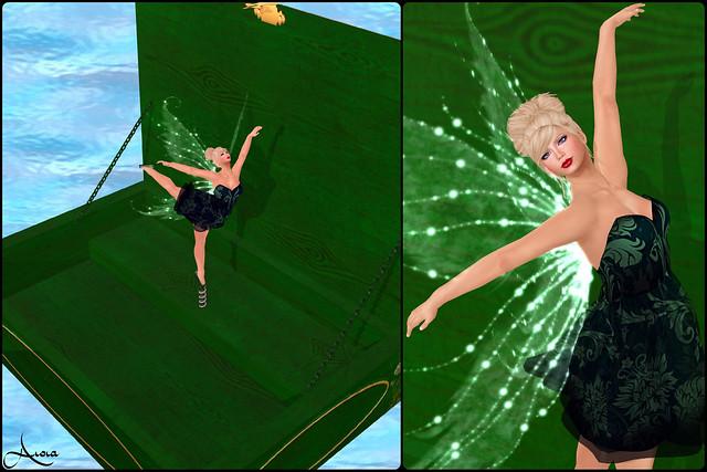 DisneyBounding - Week 1, Peter Pan