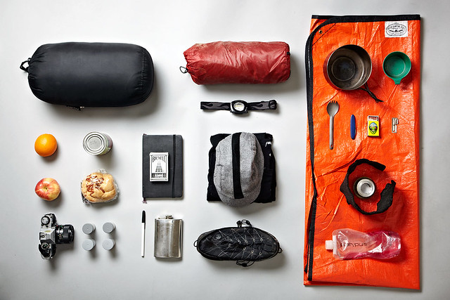 S24O Bike Camping Packing List