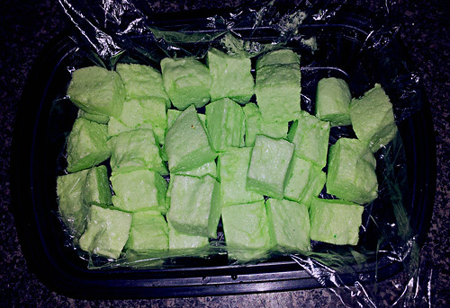 Margarita marshmallows