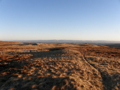 Looking East to the Pennines