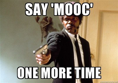 Can you say MOOC?