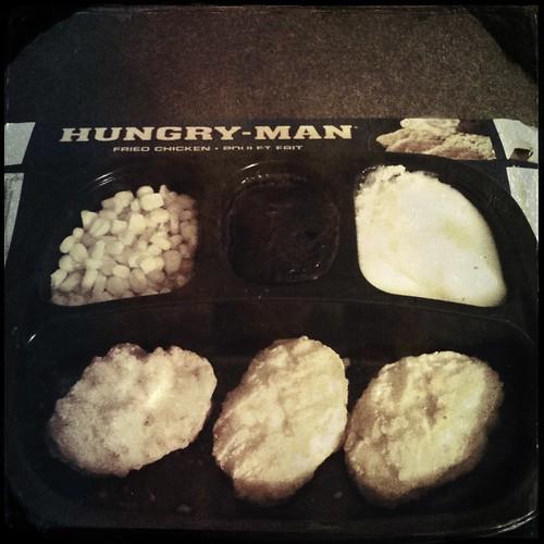 Hungry Man by mliu92