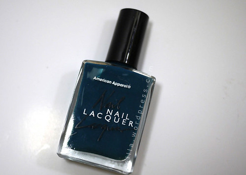 American Apparel Nail Polish