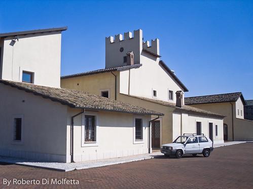 Villa comunale in inverno by robertodimo