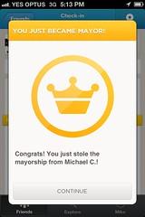 Mayor of WOMADelaide