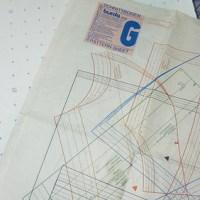 Tracing Magazine Patterns