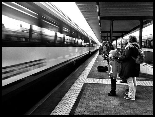 Train Station by ontourwithben