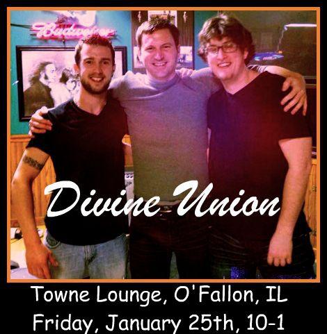 Divine Union 1-25-13