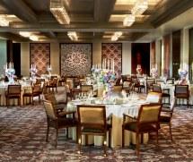 St. Regis Bangkok Astor Ballroom - Wedding Setup